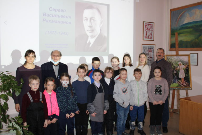 Подготовка к 128-ой годовщине со дня рождения  Аркадия Пластова