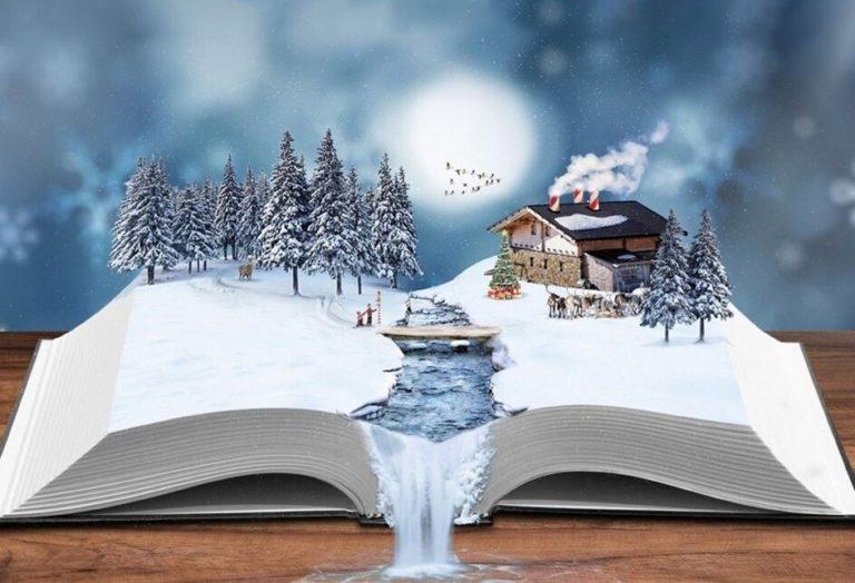 Книги с новогодним настроением