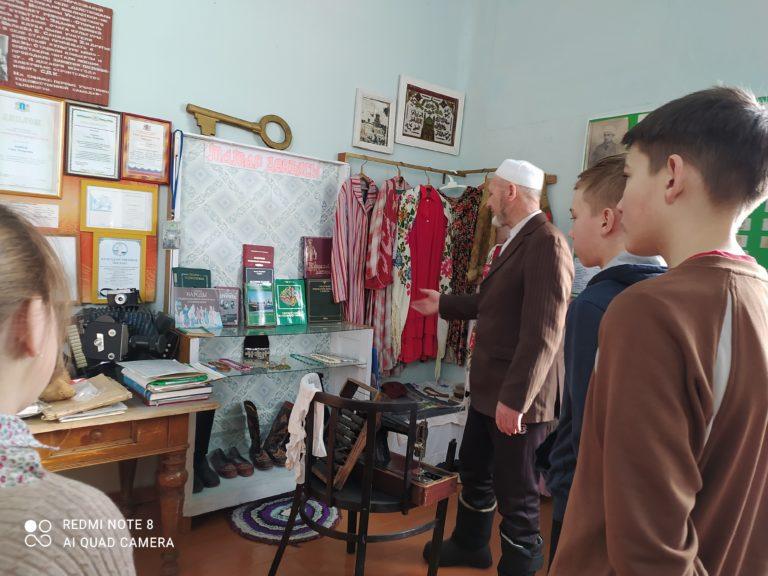 Экскурсия в Уразовский музей